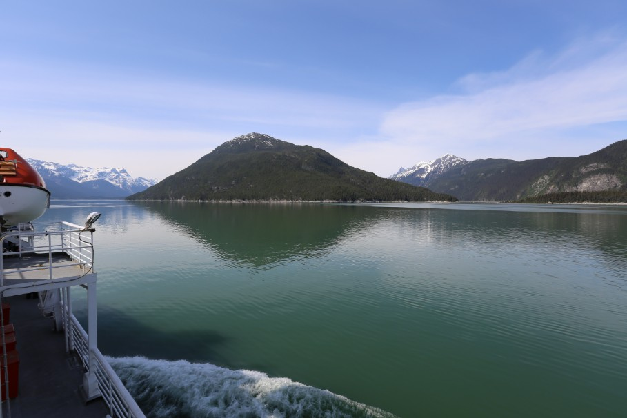 Arrival Haines