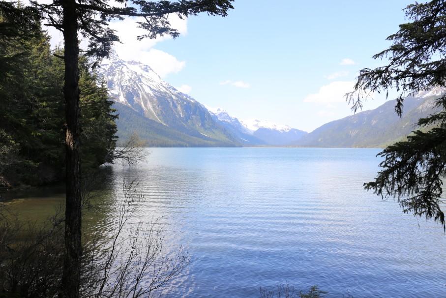 Chilkoot Lake