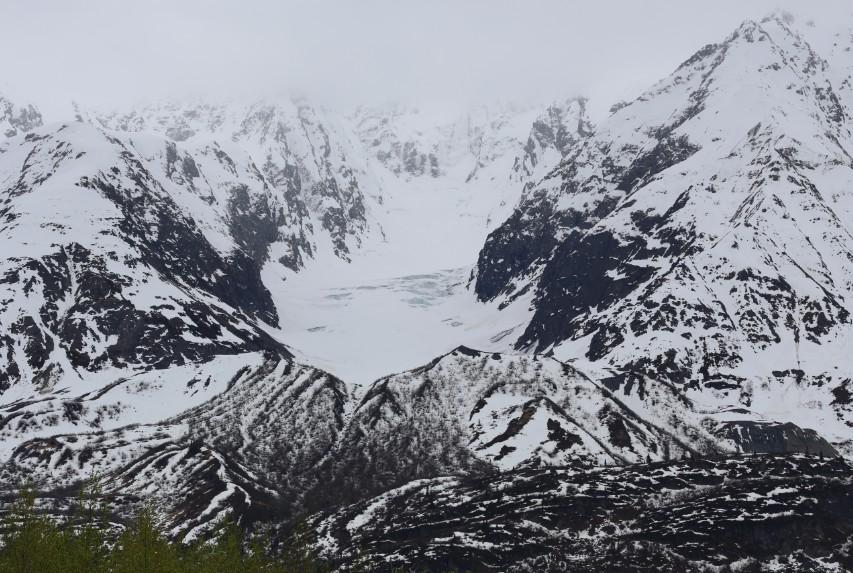 Glacier near Valdez