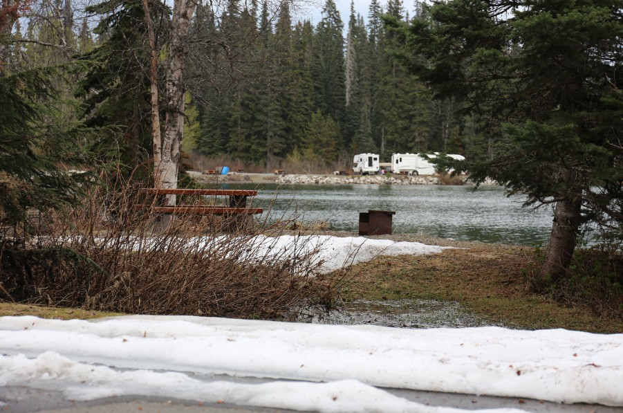 Meziadin campground