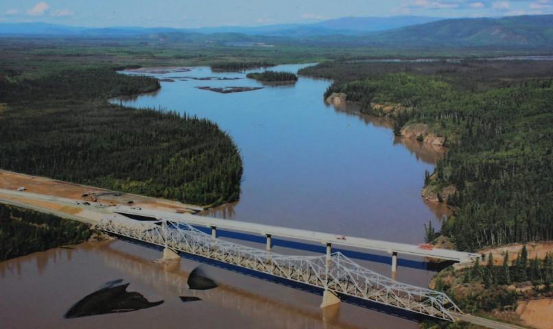 Tanana Bridge 2010