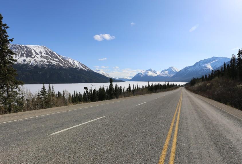 To Alaska
